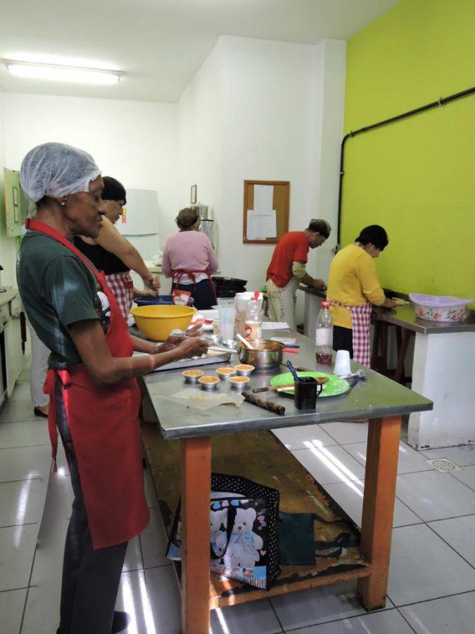 Produzindo Biscoitos